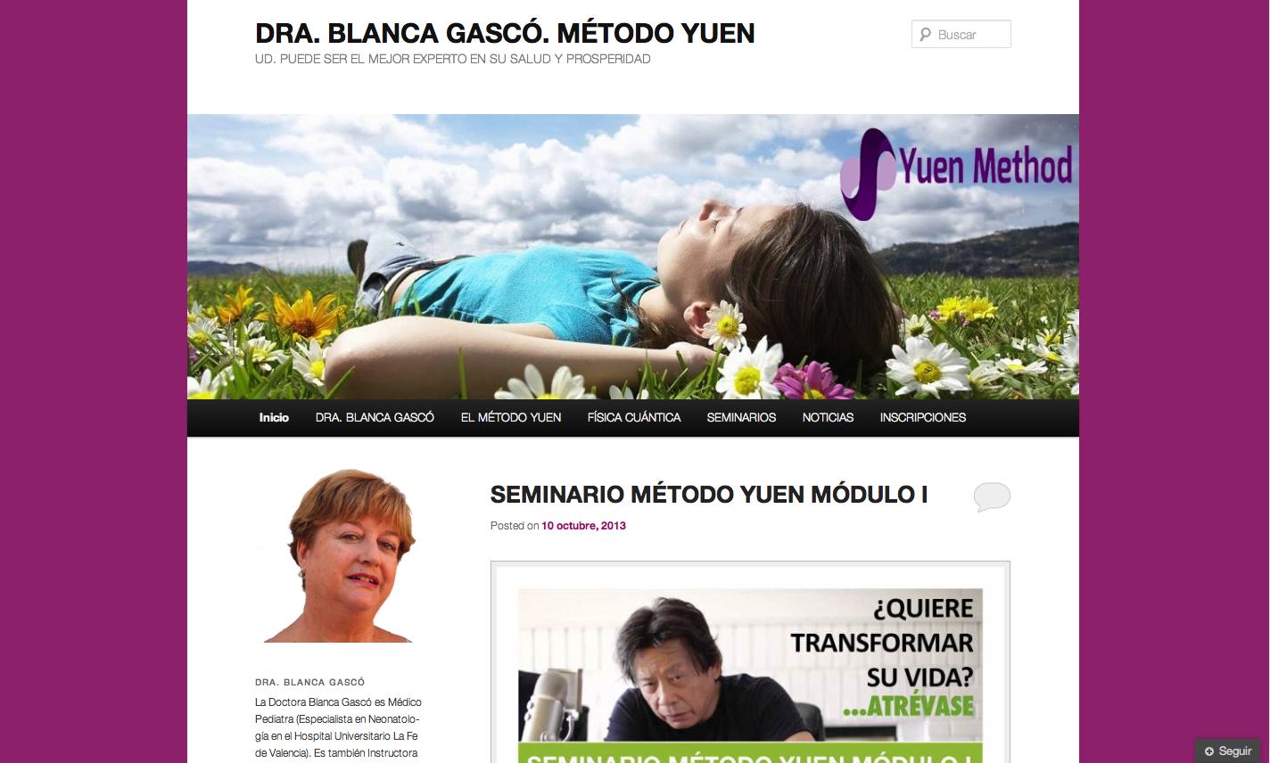 WEB DE LA DRA. GASCÓ